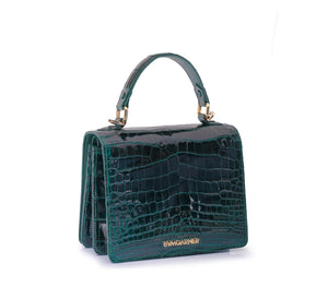 Loulou Handbag Dark Green