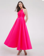 Load image into Gallery viewer, Breena Dress Fuschia