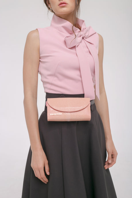 Poppy Belt Bag Light Pink