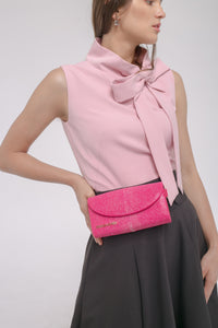 Poppy Belt Bag Hot Pink