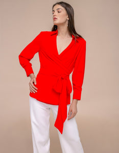 Bevie Top Red