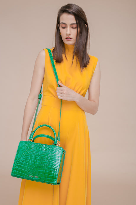 Mira Shoulder Bag Green