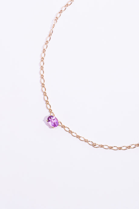 Riviera Necklace Oval