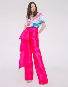 Billie Pants Fuschia