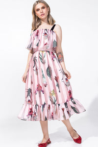 Adelaide Dress Blush