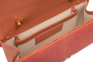 Poppy Belt Bag Peach