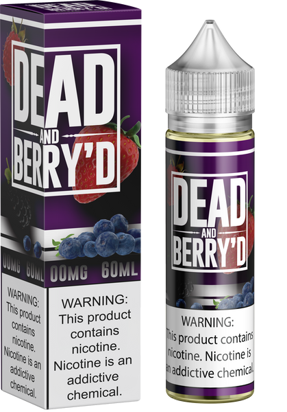 Dead and Berry'd - NH Lab Solutions LLC