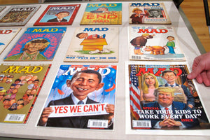 How my first issue of Mad Magazine hijacked my brain