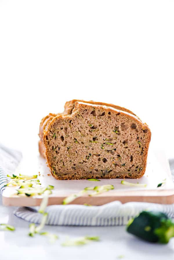 A Classic Gluten Free Zucchini Bread recipe that's moist and full of flavor