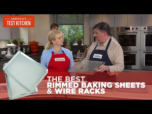 Equipment expert Adam Ried discusses the best of our MVP in the test kitchen, the rimmed baking sheet