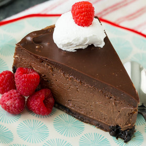 Nutella Cheesecake is fabulously creamy, rich, and smooth with lots of Nutella flavor and an oreo crust