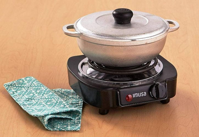 When you invest in the best portable electric stove, it saves you time and effort when cooking