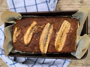 Recipe of the week: Claire Thomson's delicious malted banana and cacao bread