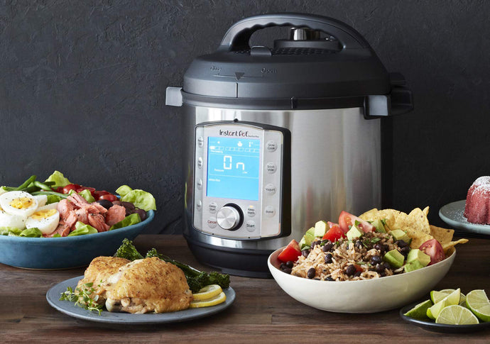 The Instant Pot Duo Evo Plus 6-Quart 10-in-1 Pressure Cooker was released just recently and it's already a top-seller on Amazon