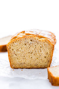 Sourdough Banana Bread is a simple and tasty way to use the discard from your sourdough starter.