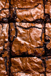 Skip the boxed brownie mix and make The BEST Cocoa Fudge Brownies instead! This recipe calls for everyday ingredients like butter, oil, eggs, sugar, unsweetened cocoa powder, all purpose flour, and salt