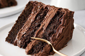 This Fluffy Vegan Chocolate Cake Recipe Is Almost Too Good To Be True