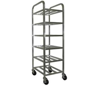 GSW USA AAR-0620W All Welded Universal Pan Rack, ETL