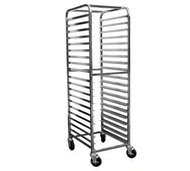 GSW USA AAR-2022 Knock-Down Aluminum Bun Pan Rack, ETL