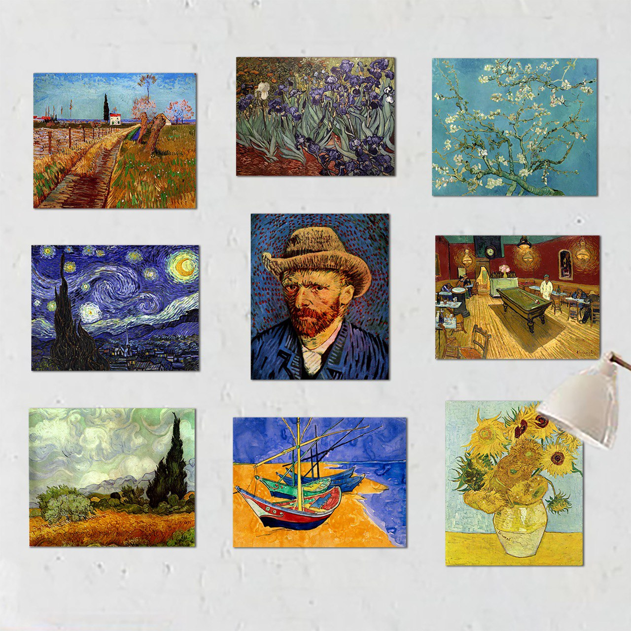 Vincent Van Gogh Collection
