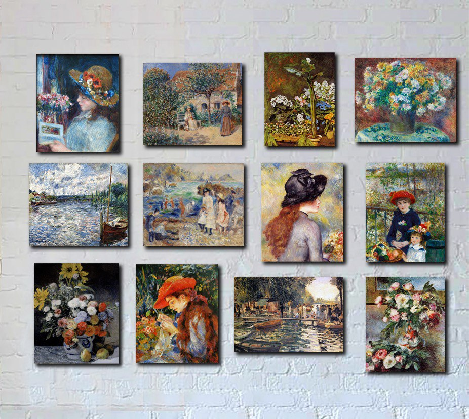 Pierre-Auguste Renoir Collection