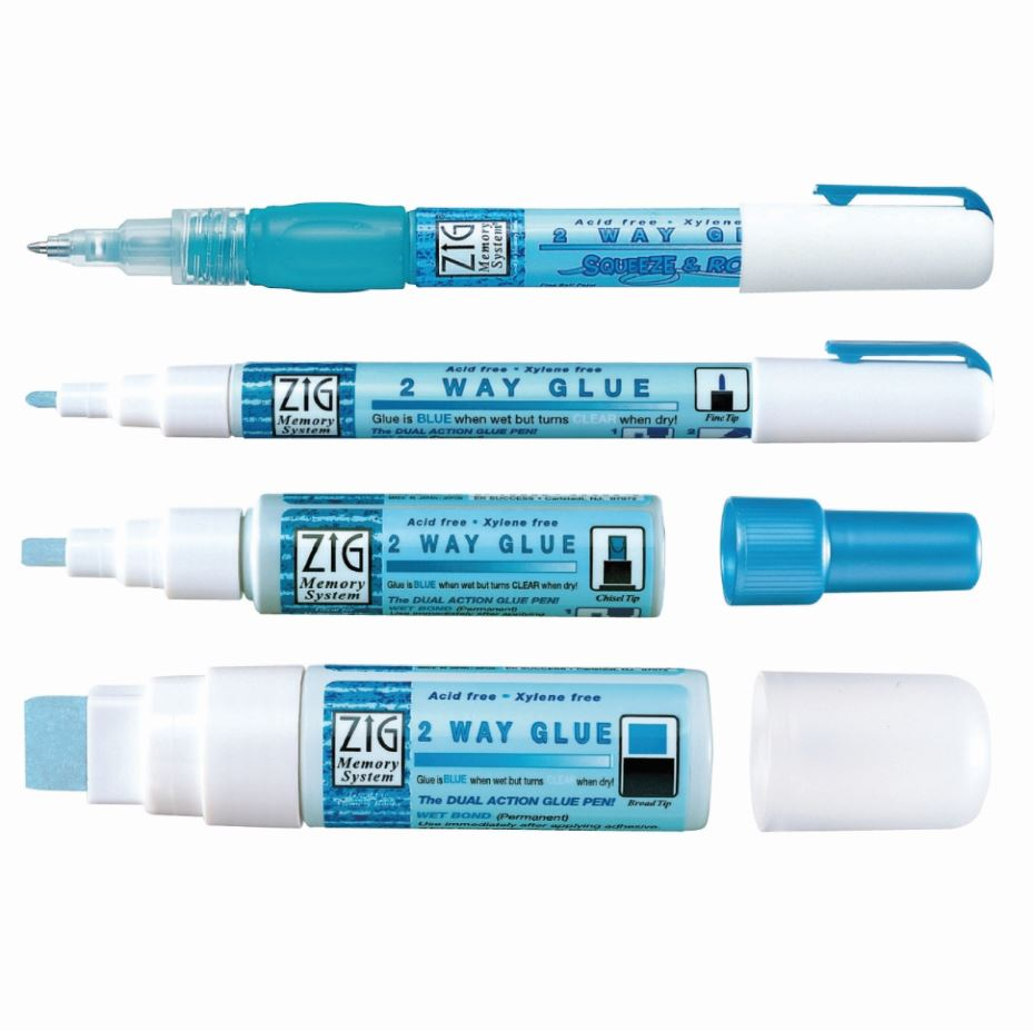 ZIG 2 Way Glue
