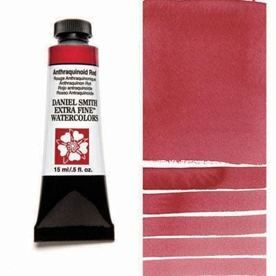 Daniel Smith Watercolour 15ml Tube - Anthraquinoid Red