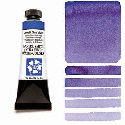 Daniel Smith Watercolour 15ml Tube - Cobalt Blue Violet