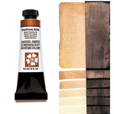 Daniel Smith Watercolour 15ml Tube - Duochrome Adobe