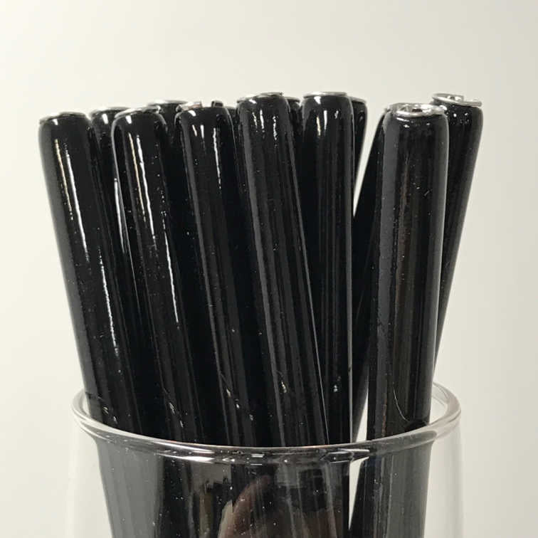 Straight Penholder - Black