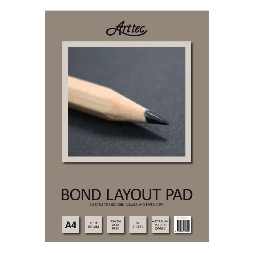 Bond Layout Pad