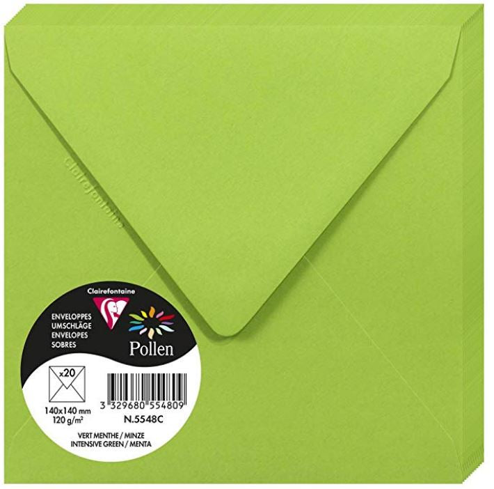 Clairefontaine Square Envelopes