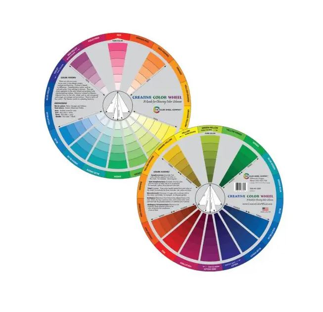 Colour Wheel Large 23cm