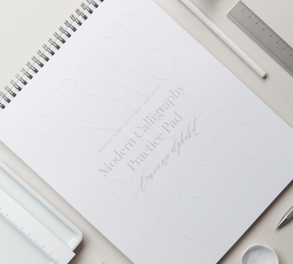 Modern Calligraphy Practice Pad Set
