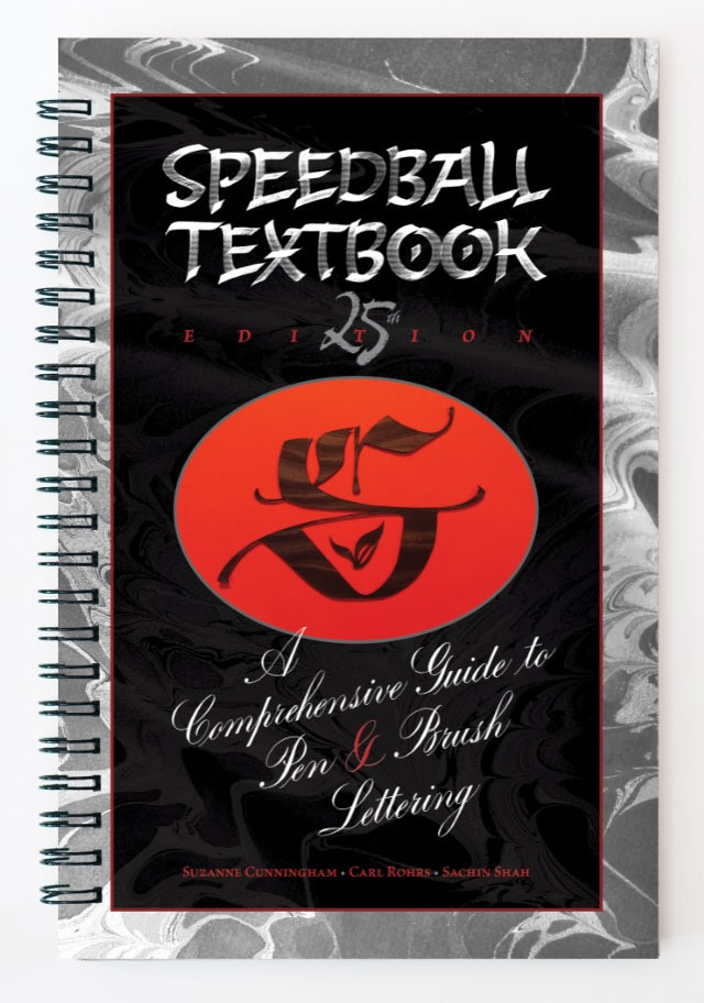 The Speedball Textbook (25th Edition)