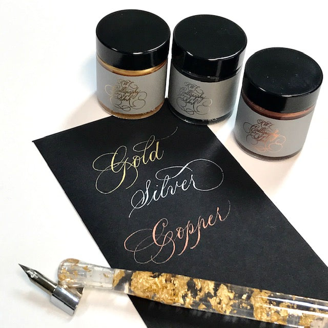 KWZ Calligraphy Ink Made In Poland