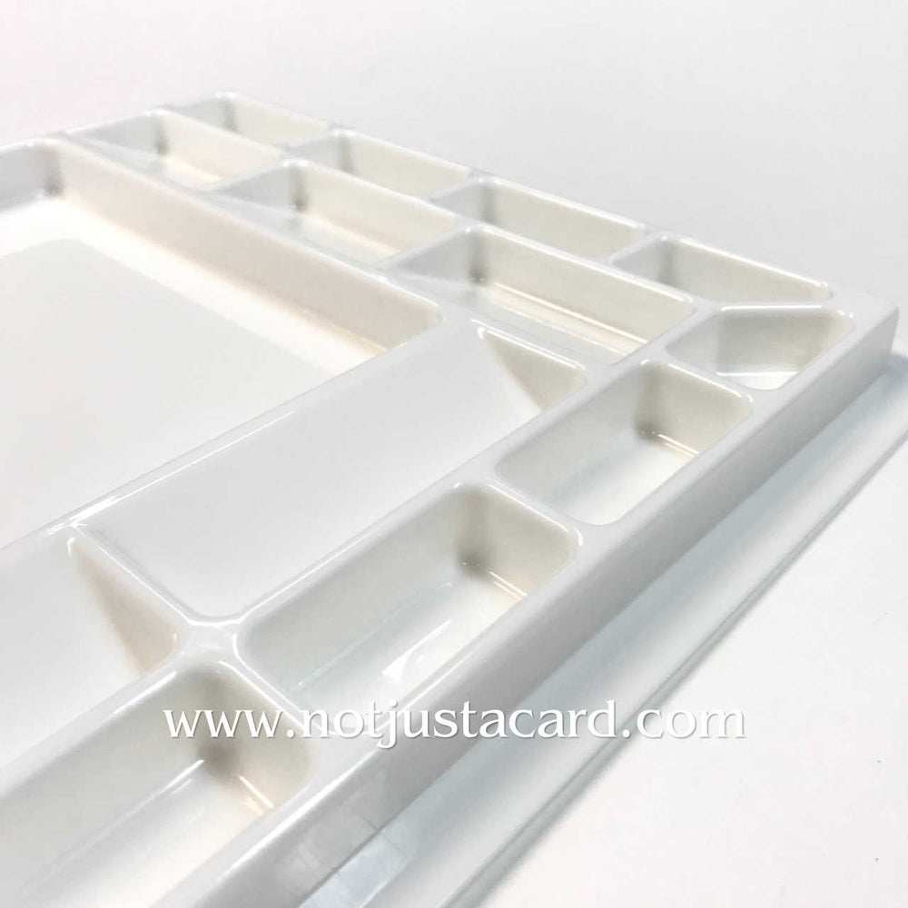 Sterling Edwards Large Plastic Palette 23 Well With Lid