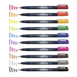 Tombow Fudenosuke Brush (Firm Tip)
