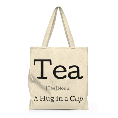 Tea - A hug in a cup | Busy Bee Totes