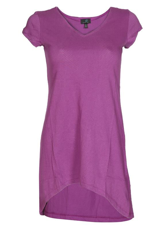 V-Neck Tunic Top