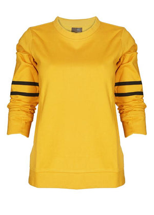 Elbow Stripes Sweatshirt