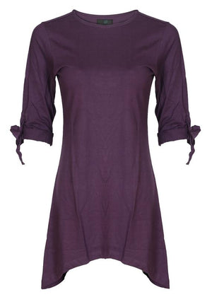 High-low Tunic Dress