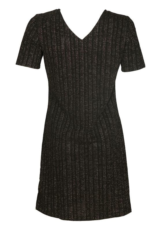 Knitted Shimmer Dress