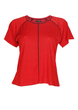 Raglan Sleeves Top
