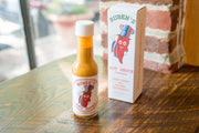 Ruben's Hot Sauce Bottle (Free Shipping)