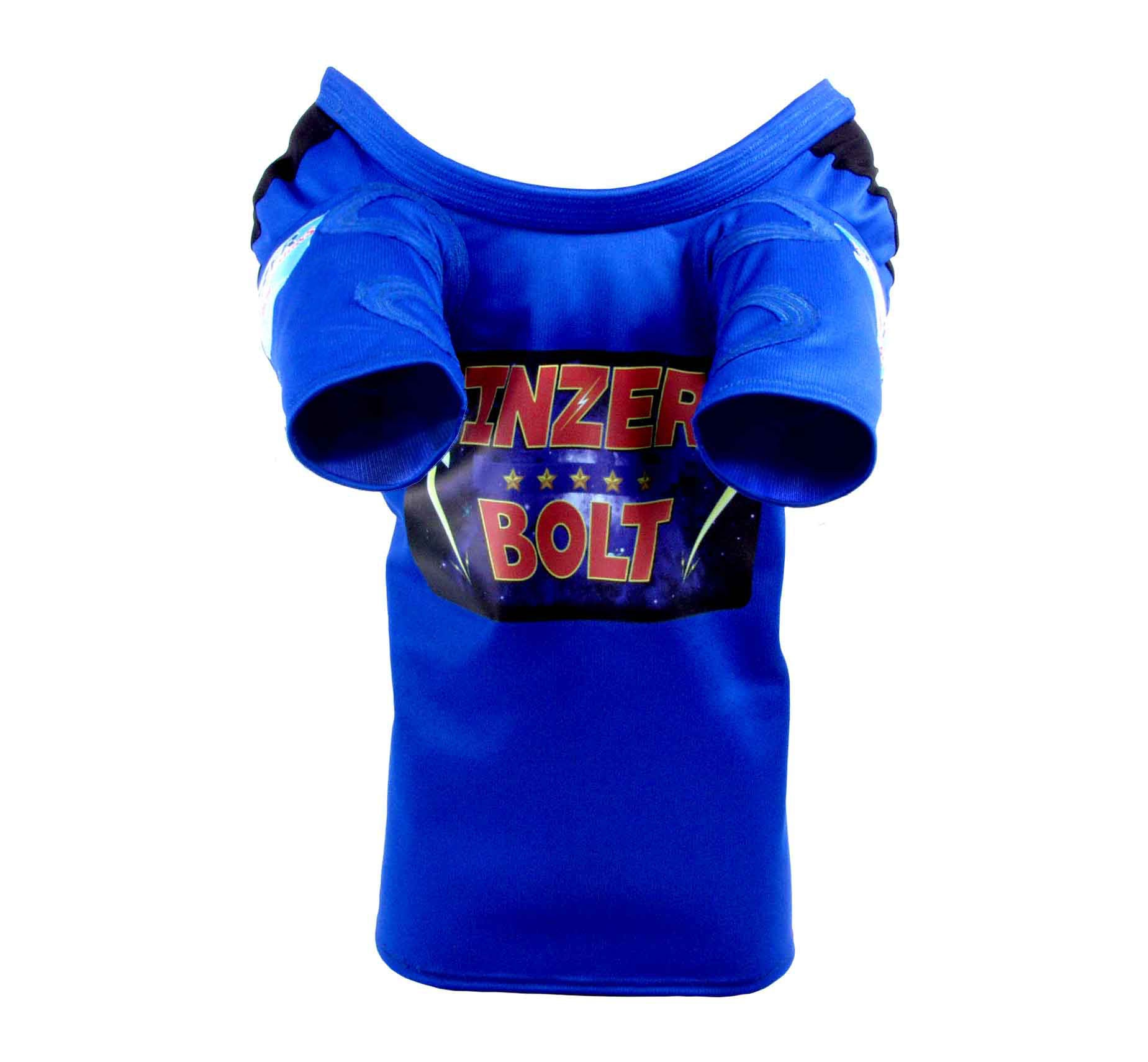 Bolt Bench Press Shirt, from Inzer Advance Designs. The World Leader In Powerlifting Belts and Powerlifting Gear