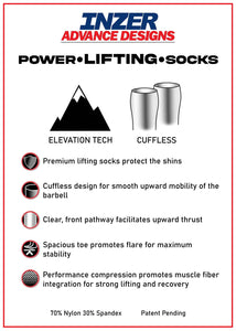 Power Deadlift Socks
