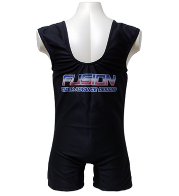 Fusion DL-Inzer Advance Designs, deadlift suit powerlifting gear