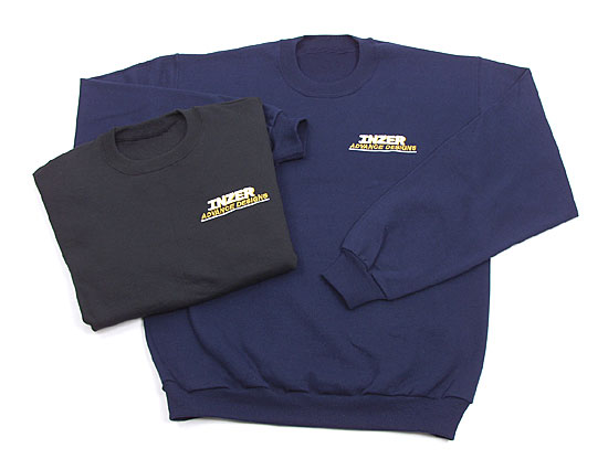Warm Up Pullover Crewneck-Inzer Advance Designs