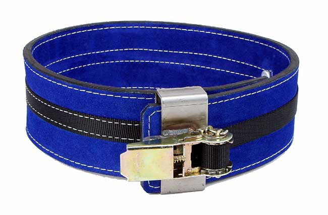 PR BELT™ - Inzer Advance Designs Powerlifting Belt, the ultimate powerlifting belt adjustability and power